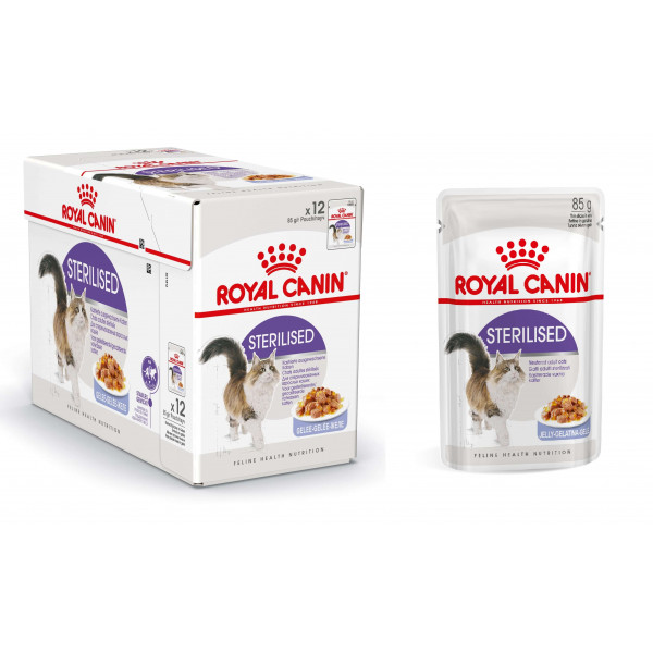 royal canin sterilised chats. Black Bedroom Furniture Sets. Home Design Ideas