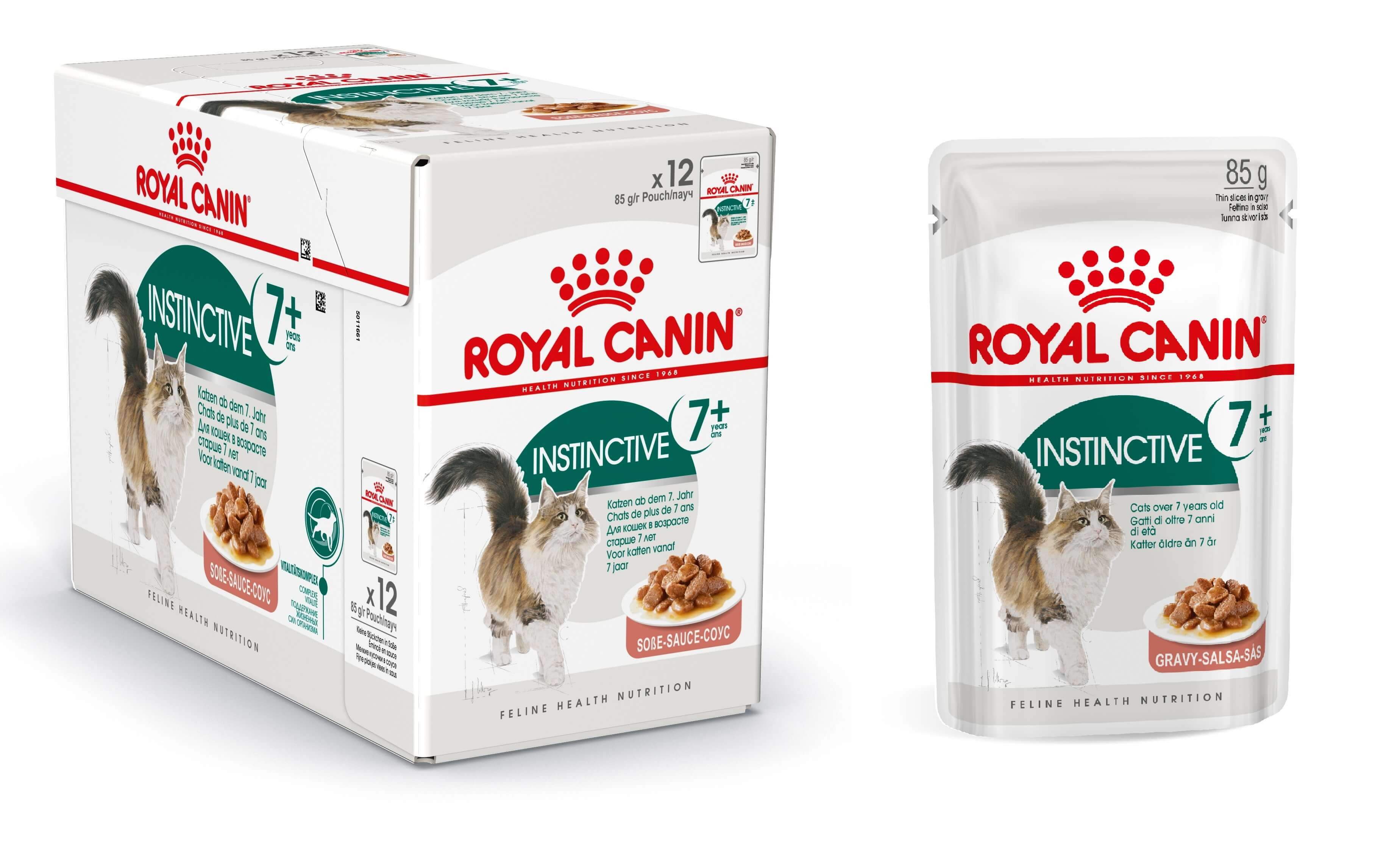 Royal Canin Instinctive +7 pour chat
