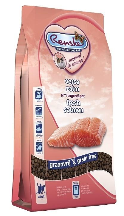 Renske Super Premium Saumon Frais pour chat