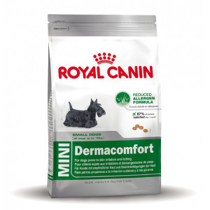 Royal Canin Mini Dermacomfort pour chien