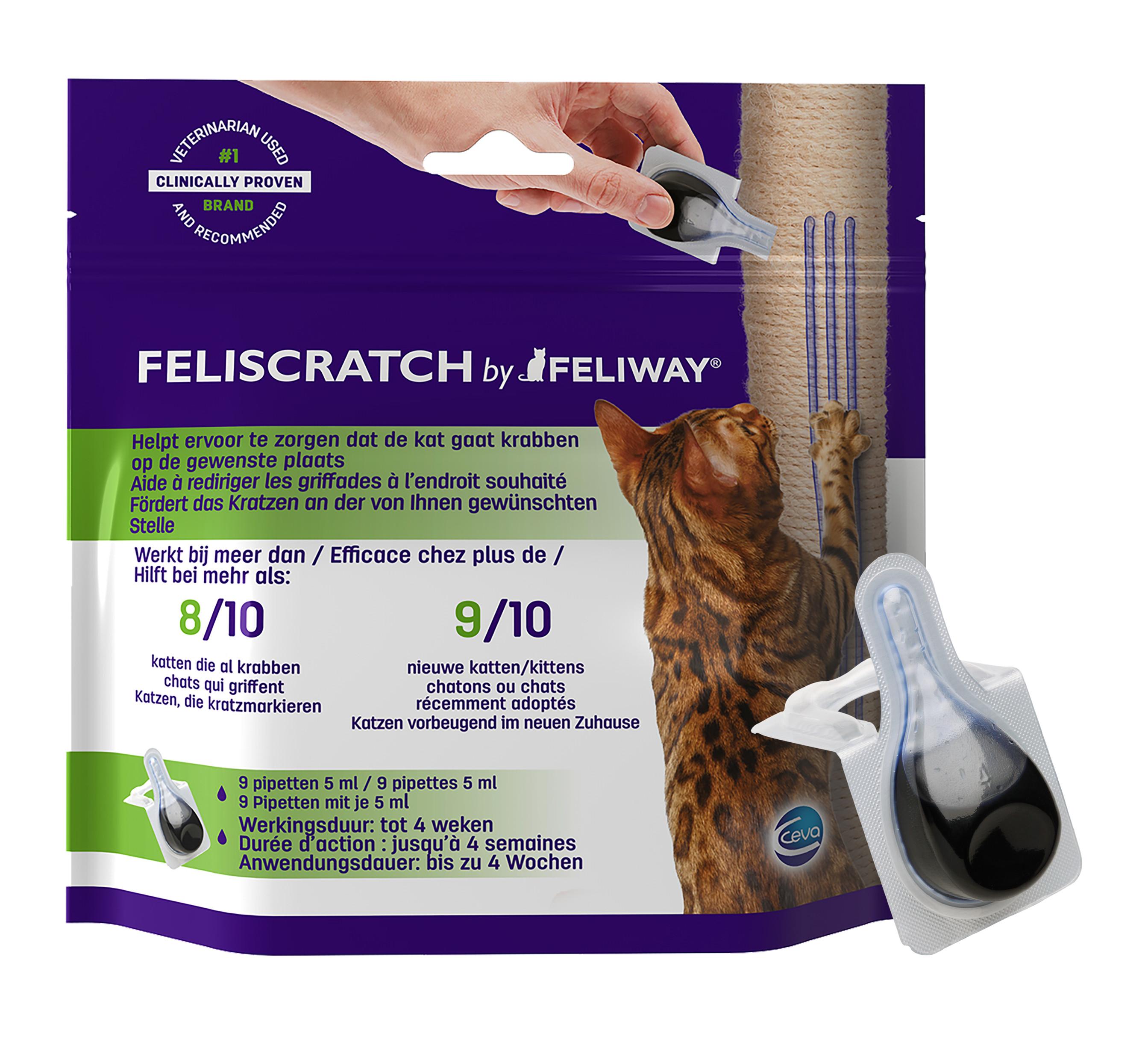 Feliway Feliscratch pour le chat