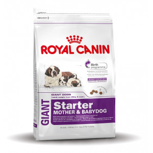 Royal Canin Giant Starter Mother & Babydog pour chiot 2 x 15 kg