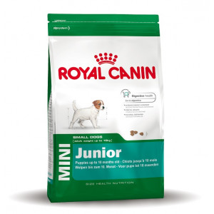 Royal Canin Mini Puppy/Junior pour chiot