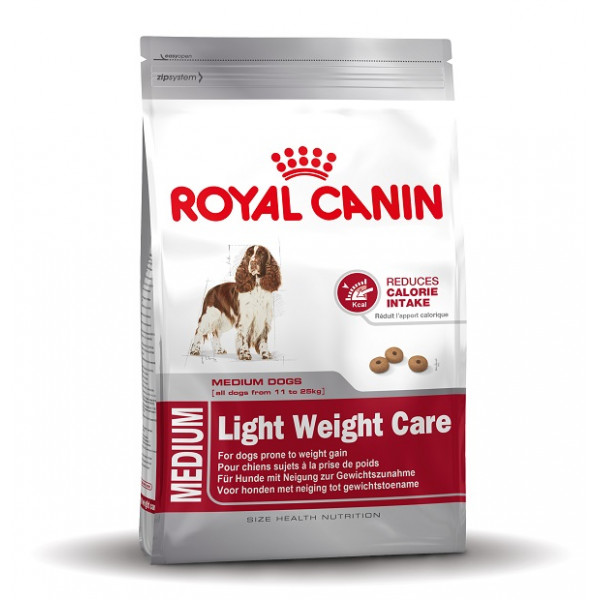 royal canin medium light weight care pour chien. Black Bedroom Furniture Sets. Home Design Ideas