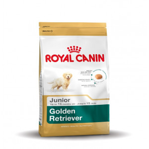 Royal Canin Golden Retriever Junior pour chiot