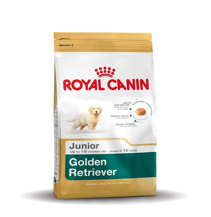 Royal Canin Golden Retriever Junior pour chiot