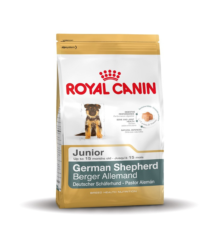 Royal Canin Berger Allemand Junior pour chiot