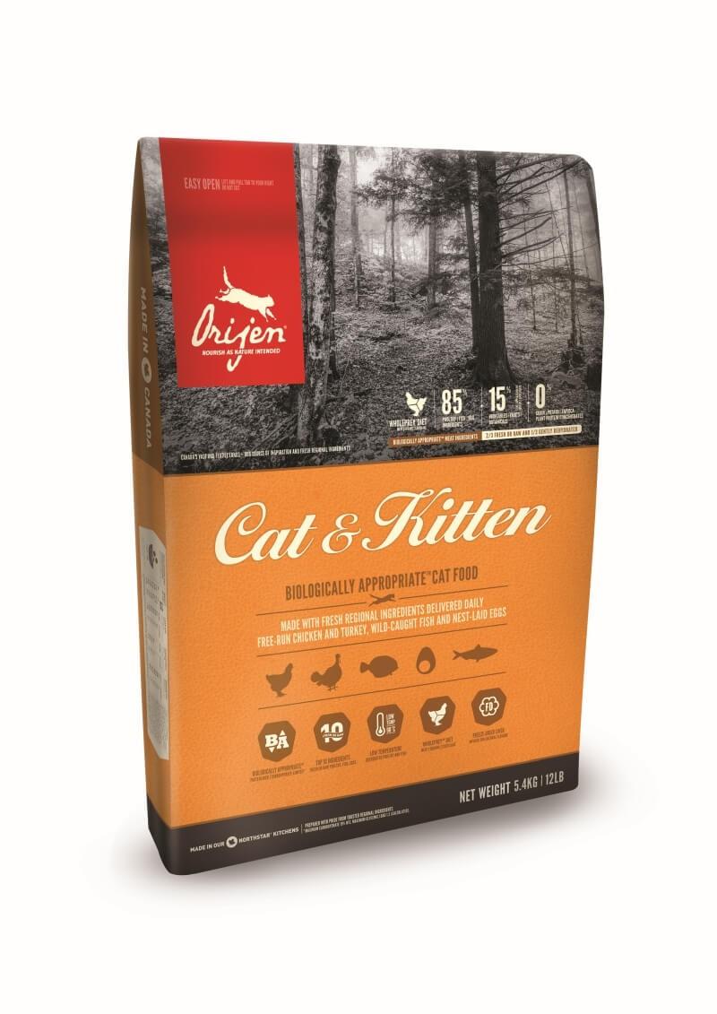 Orijen Cat & Kitten pour chat