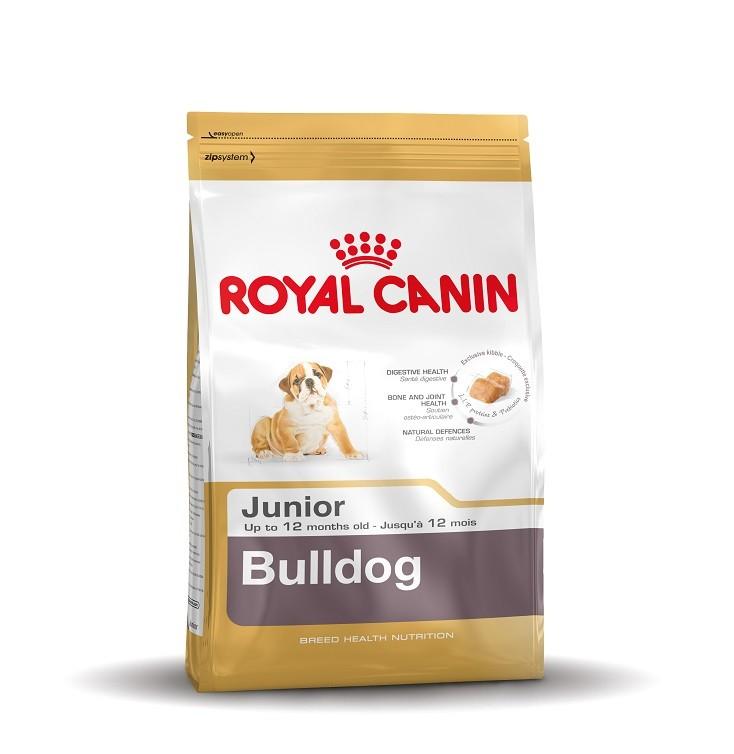 Royal Canin Bulldog Anglais Junior pour chiot