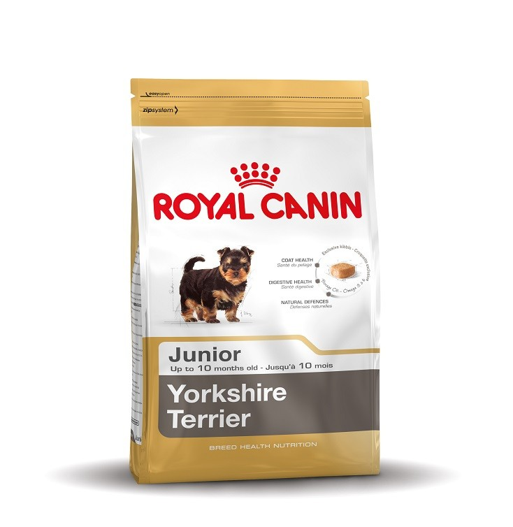 Royal Canin Yorkshire Terrier Junior pour chiot