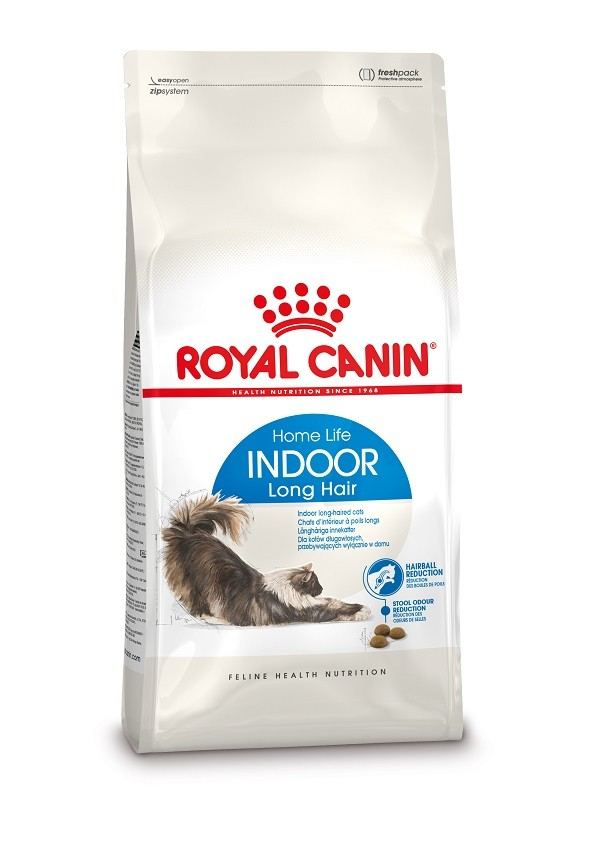 Royal Canin Chat Indoor Long Hair 35