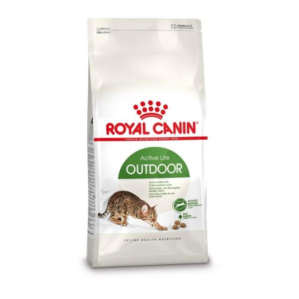 croquettes royal canin pour chat d 39 ext rieur. Black Bedroom Furniture Sets. Home Design Ideas