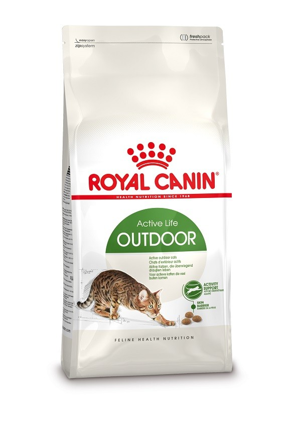 Royal Canin Chat Outdoor 30