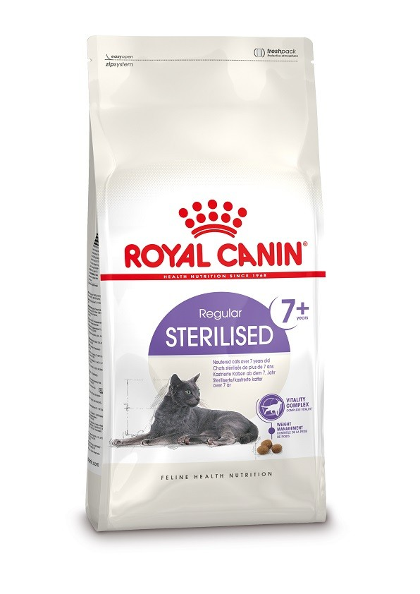 Royal Canin Chat Sterilised 7+
