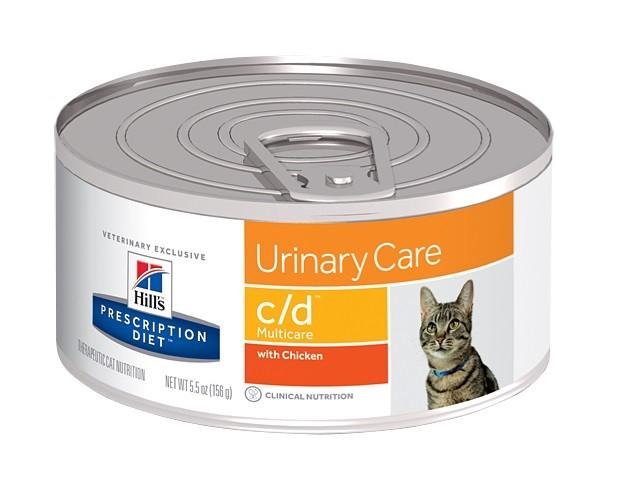 Hill's Prescription Diet C/D pour chat