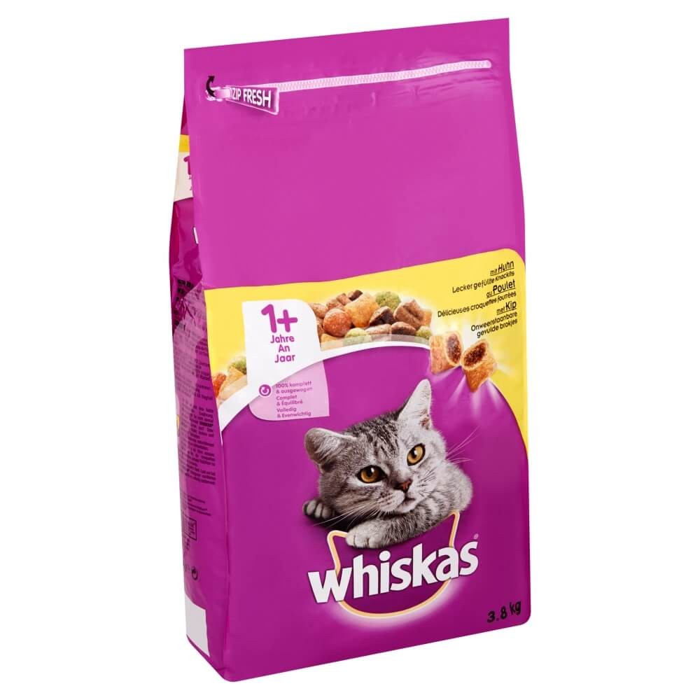 Whiskas Dental Poulet pour chat