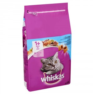 Whiskas Dental Thon pour chat