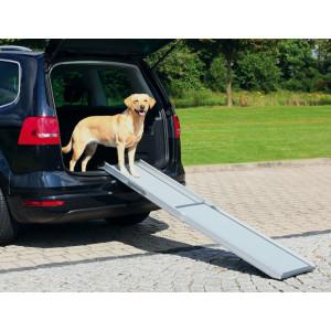 Rampe Trixie Télescopique Large pour chien