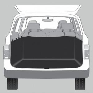 Couverture coffre Trixie avec côtés 230 x 170 cm