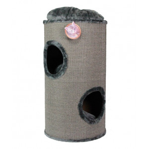 Boon Arbre à chat 2-trous 75 cm pour chat