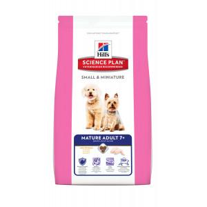 Image de 1.5 kg Hill's Mature/Senior 7+ Small & Miniature pour chien