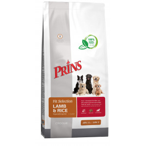 Prins Fit Selection Agneau & Riz pour chien