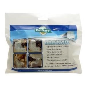 Petsafe Filtres nettoyants Puits pour Chien et Chat