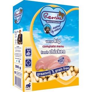 Renske Sans Céréales Poulet pour chien