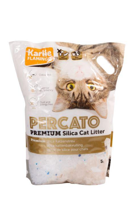 Percato Silica Premium Litière pour chat