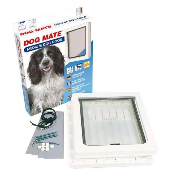 Dog Mate 215 Porte Chien Moyen