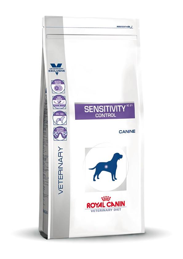 Royal Canin Chien Sensitivity Control - SC 21