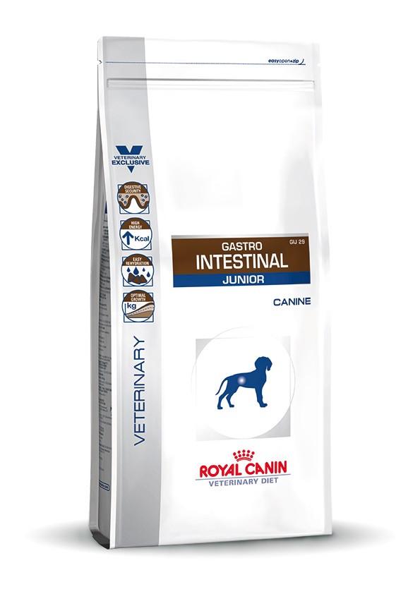 Royal Canin Veterinary Diet Gastro Intestinal Junior pour Chien