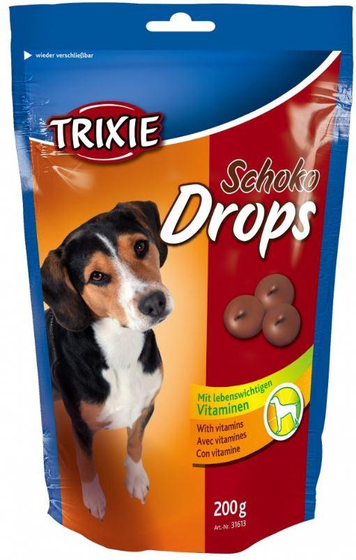Trixie Friandise Goût Chocolat pour Chien