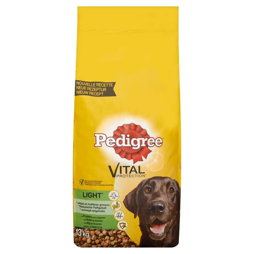 Pedigree Chien Adulte Light, volaille