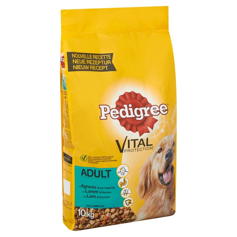 Pedigree Chien Adulte, à l'agneau