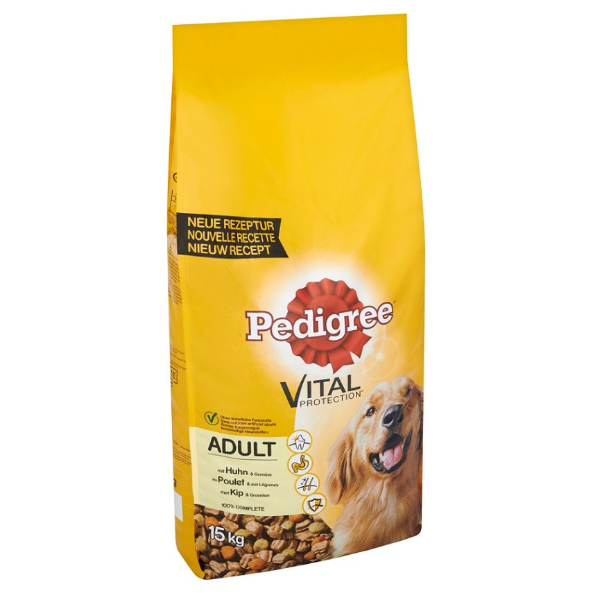 Pedigree Chien Adulte, poulet