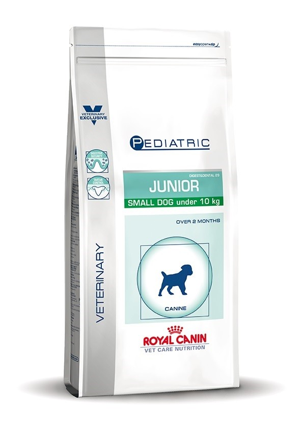 Royal Canin VCN Pediatric Junior Small Dog pour chiot