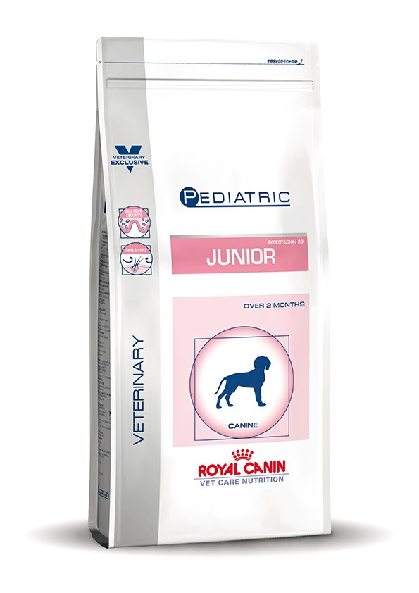 Royal Canin VCN Pediatric Junior Digest & Skin pour chiot