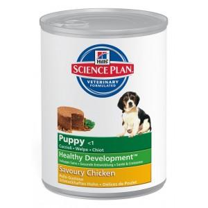 Hill's Puppy Chiot, boîte de conserve, au poulet