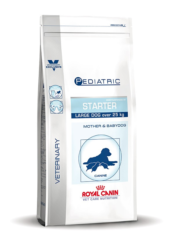 Royal Canin VCN Pediatric Starter Large Dog pour chien