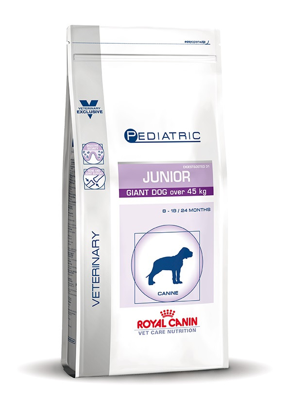 Royal Canin VCN Pediatric Junior Giant Dog Digest & Osteo pour chiot