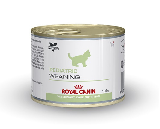 Royal Canin VCN Pediatric Weaning pour chaton - 195 g