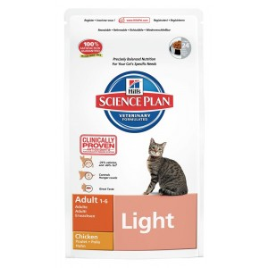 Hill's Adult Kip Light kattenvoer