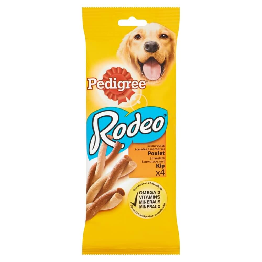 Pedigree Rodeo snack au poulet pour chien