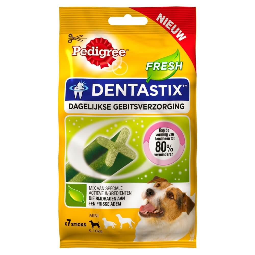 Pedigree Dentastix Fresh Snack pour chiens jusqu' à 10 kg