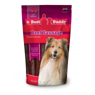 Best buddy Beef Sausage Friandise pour chien