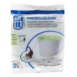 Cat It Filtres à charbon 50057 Chat