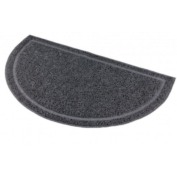 tapis demi lune pour bac liti re chat bas prix sur. Black Bedroom Furniture Sets. Home Design Ideas