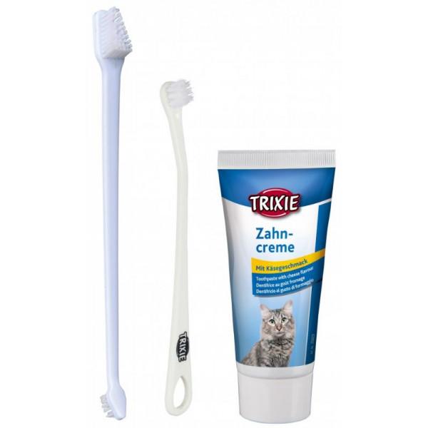 Brekz Trixie Trousse de soins dentaire pour chien Par trousse wFIOhQ606