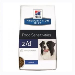 Hill's Prescription Diet Chien Z/D Skin/Food Sensitivities